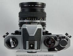 Nikon FM2(n) - Instruction Manual Index Page #camera #fm2n #photography #nikon