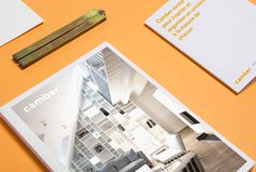 Camber by Stoëmp #branding #photography #stationery