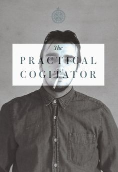 The Practical Cogitator book design by The Frontispiece