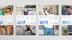 Socio - I&M Nokia #layout #brand #cover #corporate #brochure