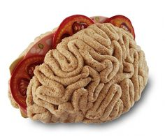 Think.BigChief | Milan based inspirational blog #zombie #brain #food
