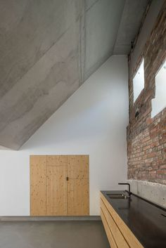 PETER HAIMERL ARCHITEKTUR | The Schuster farmhouse in Alt-Riem