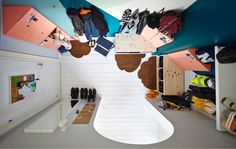 IKEA PS corner cabinets