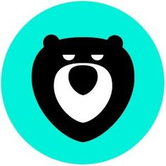 · TROPENELEKTRONIK · #graphic design #logo #bear