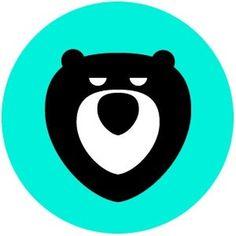 · TROPENELEKTRONIK · #graphic design #logo #bear