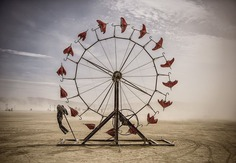 Marek Musil Captures The Atmosphere At Burning Man Festivals