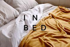IN BED by Moffitt.Moffitt. #logo #logotype