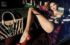Fashion Photography by Tomas de la Fuente