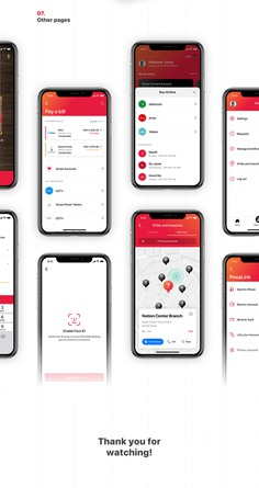 DTB Mobile Banking App Redesign