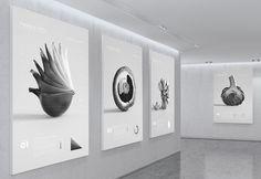 Gemma Warriner | UTS Visual Communication Grad Show 2013 #visualisation #infographics #food #photography #data #visualization