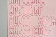 Hector Pottie – SI Exclusive   September Industry #typography