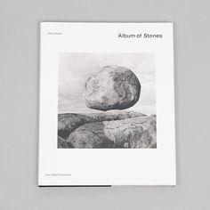 Album of Stones by Klaus Merkel - OEN Shop #print