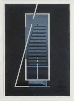MoMA | The Collection | Tadao Ando. Church of the Light, Ibaraki, Osaka, Japan, Plan. 1989