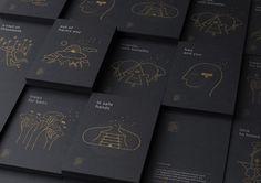 True Honey Company Branding Packaging New Zealand Marx Design inspiration mindsparkle mag designblog www.mindsparklemag.com black bee packag
