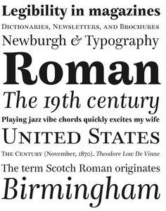Bohemia by Eduardo Manso #font #emtype #serif #type #typography