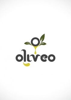 Creative Inspiration » Blog Archive » Oliveo Olive Oil #logo