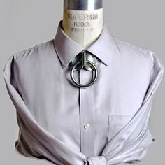 Fab.com | Lock It Up: Alternative Neckwear #fashion #necklace