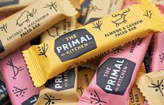 The Primal Kitchen — Midday #primal #almond #candy #kitchen #bar #sweets
