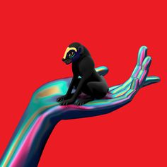 SBTRKT - Wonder Where We Land, A Hidden Place #album #cover #artwork