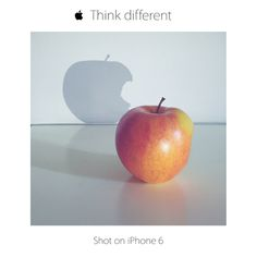 #apple #advertisements #creative #branding