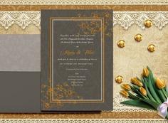Royal Wedding Invitations