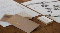 Projects | Gemma Warriner | Sean's Kitchen Adelaide #branding #design #graphic #restaurant #identity