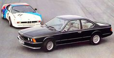 BMW E26 M1&E28, 6-Series. #coupe #auto
