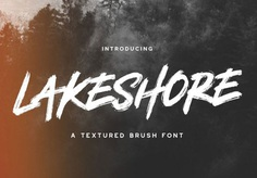 Lakeshore Font