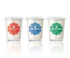 lovely package tesco cream1 #packaging
