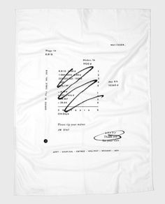 DEUTSCHE & JAPANER - Creative Studio - rags to riches #receipt