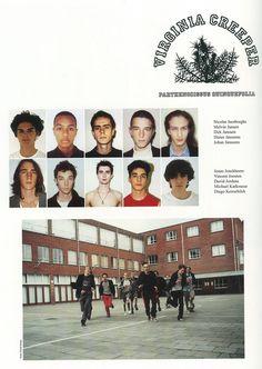 Raf Simons Redux A/W 2002 #fashion #raf #simons