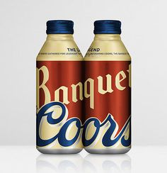 Coors Banquet Pints #packaging #beer #bottle
