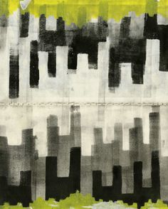 Cityscape: Ink Masking Sketchbook