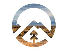 RMFI // Rocky Mountain Field Institute #adventure #logo #mountain