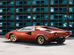 Original 1979 Lamborghini Countach for Sale3 #italian #lamborghini #1979 #car #countach