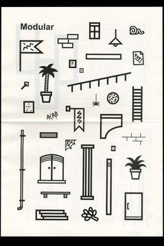 Zoom Photo #print #illustration