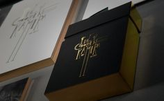 THE GOLDEN CAMERA 2012 by Paperlux #design #graphic #identity #craftsmanship #quality #typography