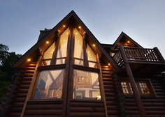Pet Friendly Scottish Cottages - Waterloo Lodge
