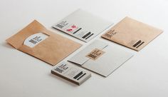 Hand Crafted Identities #design #identity