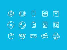 Officium : 280 Free Office Icons