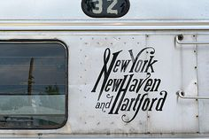 new york new haven hartford #logo #brand