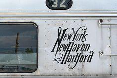 new york new haven hartford #logo #brand