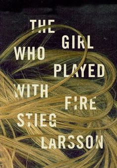 The Girl Who Played with Fire #cover #type #book