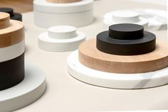 Piédestaux by mpgmb #modern #design #minimalism #minimal #leibal #minimalist