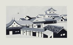 THE ROOFTOPS OF YOKOHAMA - Chris Turnham