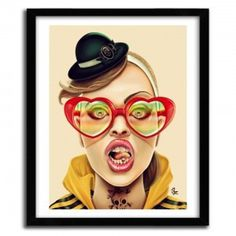 COOL by GIULIO ROSSI #print #art