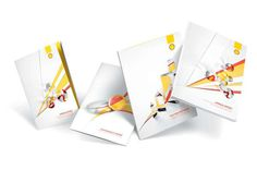 Shell Annual Reports by Studio Dumbar