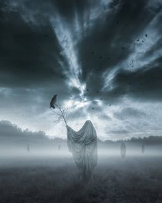 Moody and Dreamlike Photo Manipulations by Simo Niiranen