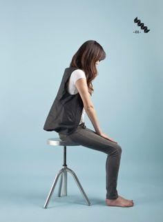 MAI #sculpure #backpack #photography #fashion #mai