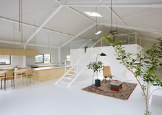 House in Yoro interior by Airhouse Design Office #achitecture